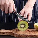 Yushu - Couteau de Cuisine, Couteau Damas, Couteau d'Office...