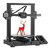 Imprimante 3D Creality Ender-3 V2, imprimante 3D améliorée 2020 avec...