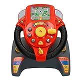 Motor Town Simulateur de Conduite pour Enfant Simulateur de Conduite Multicolore