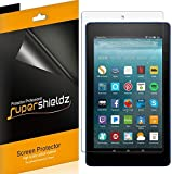 (3 Pack) Supershieldz Anti Glare and Anti Fingerprint (Matte) Screen Protector for All New Fire HD 8 Tablet 8 inch (8th and 7th Generation, 2018 and 2017 Release)