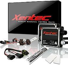 Xentec 9005 6000K HID xenon bulb x 1 pair bundle with 2 x 35W Digital Ballast (Ultra..