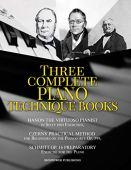 Hanon, el pianista virtuoso en sesenta (60) ejercicios, Método práctico de Czerny para principiantes en el piano Op. 599, Schmitt Op. 16 Preparatorio ... Piano: Tres libros completos de técnica de piano