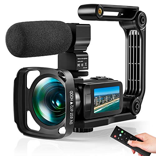 51dms8k1GDL - The 7 Best Budget Camcorders