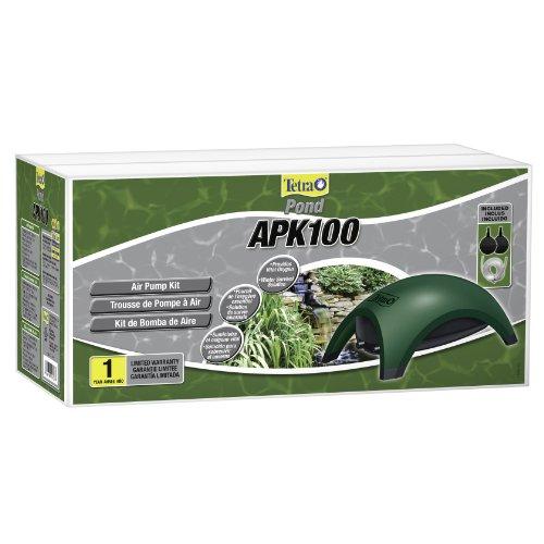 Tetra Pond Air Pump Kit, Provides Vital Oxygen to Pond Water