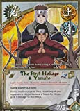 Naruto Card - The First Hokage & Yamato 745 - Broken Promise - Rare - 1st Edition