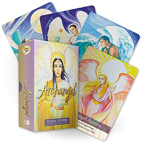 Archangel Oracle Cards: A 44-Card Deck and Guidebook