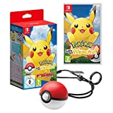 Pikachu Version of the Game Pokeball Plus Controller
