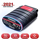 thinkcar ThinkDiag Bluetooth OBD2 Scanner Full System Car Diagnostic Scan Tool 15 Rest Functions...