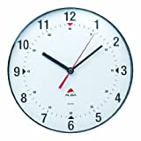 Alba - HORCLAS - Horloge Murale - Circulaire - Pendule Moderne Silencieuse - 25...