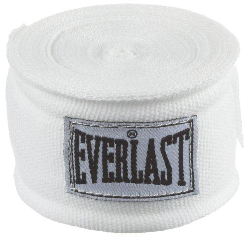 Everlast 4454N - Venda elástica, Color Blanco