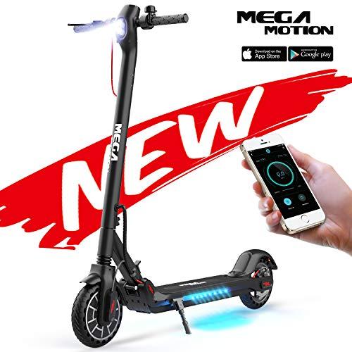Mega Motion E- Scooter Porttil Patinete Elctrico Plegable de 8.5...
