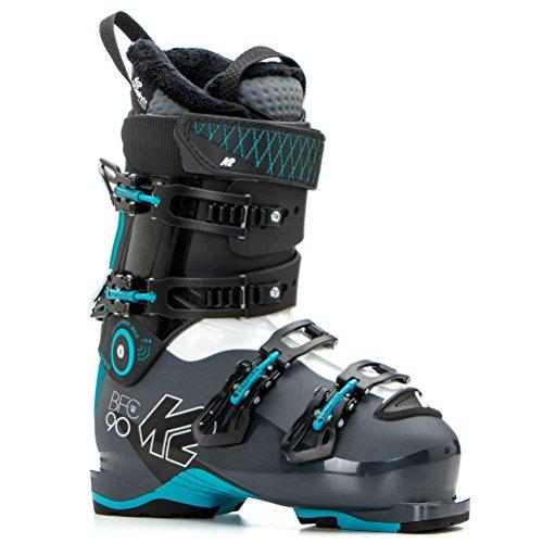 K2 Skis Damen Bfc W 90 Skischuhe, Mehrfarbig, 23.5 (37 EU)