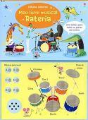 Batería: mi libro de música