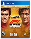 F1 2019 - Legends Edition - PS4 - PlayStation 4 (Video Game)