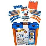Mega Hot Wheels Track Builder Deluxe Stunt Box