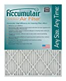 Accumulair FC14X20_4 MERV 6 Rating Air Filter/Furnace Filters, 14x20x1 (13.75 x 19.75) - 4 pack