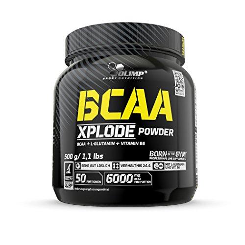 Olimp Sport Nutrition BCAA Xplode Powder Orange 500G