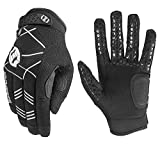Seibertron B-A-R PRO 2.0 Signature Baseball/Softball Batting Gloves Super Grip Finger Fit for Adult Black L