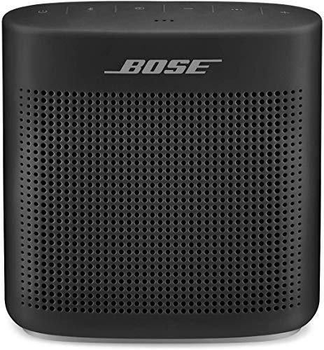 Bose SoundLink Color II - Enceintes Portables Bluetooth (Résistante aux Projections d'eau), Gris