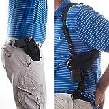 Gun Holster BUY 1 shoulder GET 1 FREE Hip SPRINGFIELD MOD.2 3.3' SUB COMPACT XD-E 3.3' BRL SINGLE STACK 45 SINGLE STACK 9MM W/LASER FN 509 MID SIZE 4' BRL 9MM FXN-45 4.5' BRL FNX 9MM FXN 40 4' #5