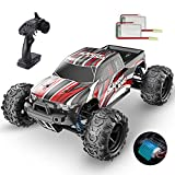 DEERC RC Cars 9300 High Speed Remote Control Car for Kids Adults 1:18 Scale 30+ MPH 4WD Off Road...