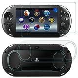 AFUNTA Films de Protection d'Ecran pour Sony Playstation Vita 2000, 2 Pack (4...