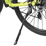 BV Adjustable Rear Mount Bicycle Bike Kickstand for 24' - 29' Mountain Bike/Road Bike/BMX/MTB