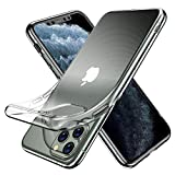 Youriad iPhone 11 Pro ケース カバー   透明 クリア ソフト カバー  特徴 軽量 薄型 ストラッ……