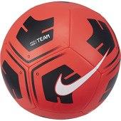 Nike Park-Team, Calcio Palla Unisex Adulto, Crimson/Nero/Bianco, 5