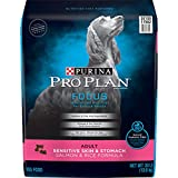 Purina Pro Plan Sensitive Stomach Dry Dog Food, FOCUS Sensitive Skin & Stomach...