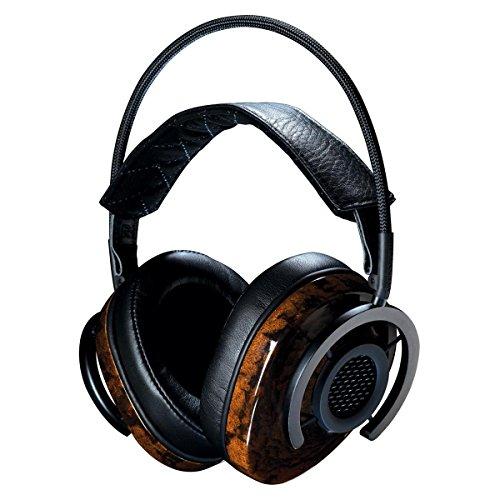 AudioQuest Nighthawk - Kopfhörer (Ohrumschließend, Kopfband, Verkabelt, Schwarz)