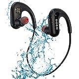 DOBO Waterproof Headphones for Swimming,IPX8 Waterproof 8GB MP3 Player Sports Swimming Headphones...