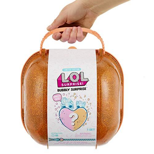 Image 4 - MGA pétillante L.O.L. Surprise (Orange) avec poupée et Animal exclusifs Toy, 556268E7C, Multicolore