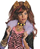 Monster High Child's Clawdeen Costume Wig