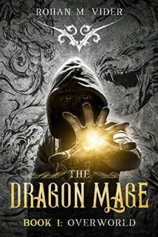 Overworld (Dragon Mage Saga Book 1): A fantasy post-apocalyptic story by [Rohan M. Vider]