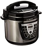 Power Pressure Cooker XL 6 Quart -...
