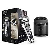 Braun Series 9 9395cc Afeitadora Eléctrica Hombre Última Generación: Afeitadora Barba con...