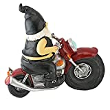Design Toscano Dekofigur Biker mit Lederjacke, Maße: 14 x 34,5 x 28 cm - 7