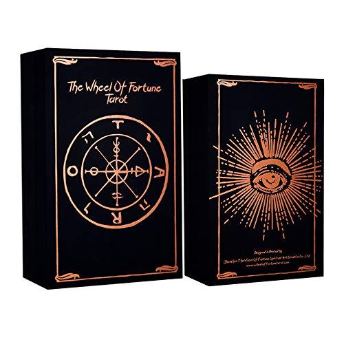 TheWheelOfFortuneTarot - Holographic Tarot...