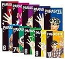 Tuyển tập Parasyte - tập 1 đến tập 10