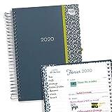 Boxclever Press Mon Agenda au Quotidien 2020. Agenda 2020 semainier parfait pour la maison, la famille et les horaires chargés. Commence maintenant jusqu'à décembre 2020