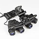 FMA Airsoft Hunting Tactical No Function GPNVG 18 Night Vision Goggles...