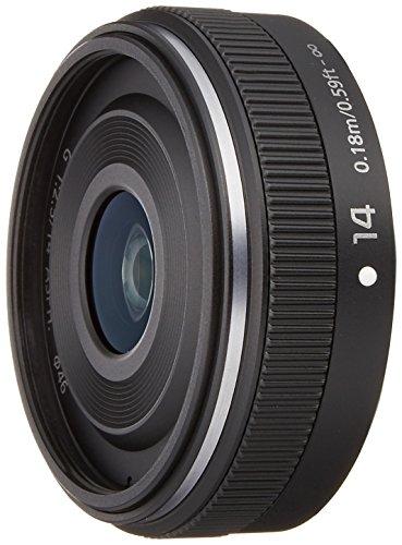 Panasonic Lumix G 14mm f/2.5 II Aspherical II Lens for Micro Four Thirds