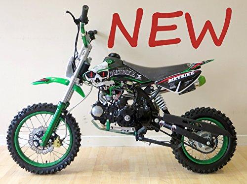 Funky Bikes, Dirt Bike Pro, 125cc, moto per motocross