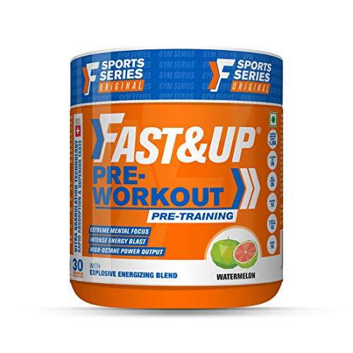 Fast Up Pre Workout Supplement