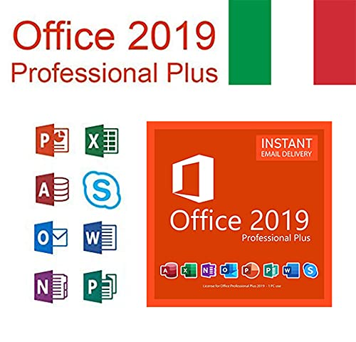 Office 2019 Professional Plus for 1 PC. Only for...