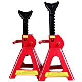 CARTMAN 3 Ton Jack Stands (Sold in Pairs)