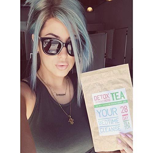 28 Days Teatox: Detox Skinny Herb Tea - Effective Detox Tea, Only Natural and Organic Ingredients, Full Body Cleanse, Teatox 3