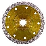 4.5'D115mm Super Thin Diamond Ceramic Saw Blade Porcelain Cutting Blade for Cutting Ceramic Or Porcelain Tile