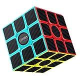 Cube Magique, Gritin 3x3x3 Speed cube de Vitesse Magique Lisse Facile à Tourner...